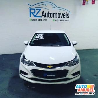 Chevrolet - Cruze LT 1.4 16V Turbo Flex 4p