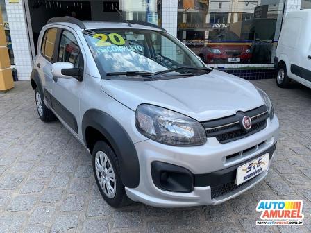 Fiat - UNO Drive 1.0 Flex 6V 5p