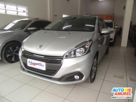 Peugeot - 208 Griffe 1.6 Flex 16V 5p