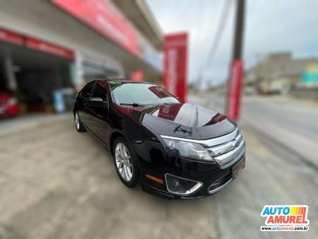 Ford - Fusion SEL 2.5 16V 173cv