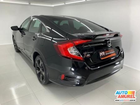 Honda - Civic Sedan SPORT 2.0 Flex 16V
