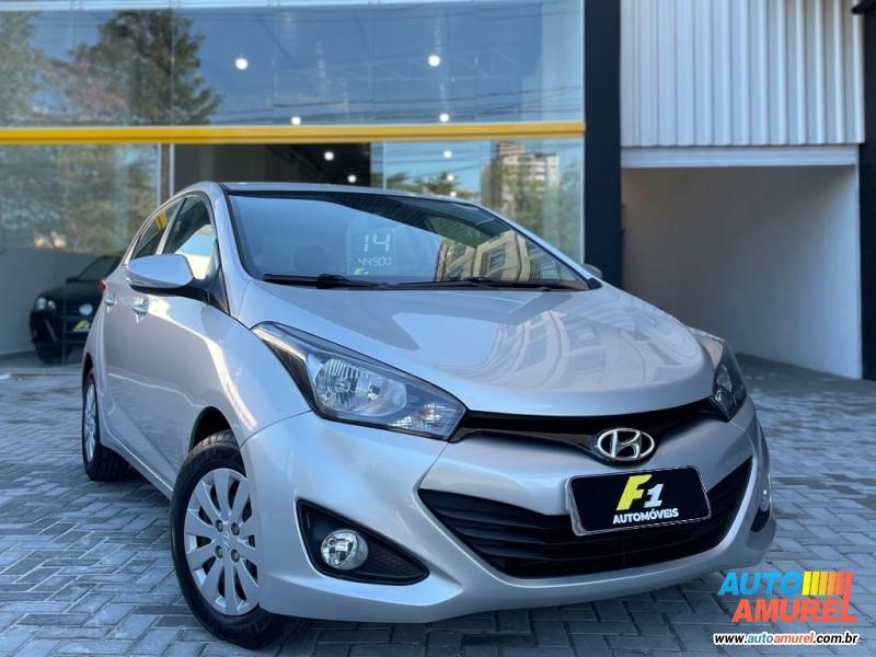Hyundai - HB20S Confort 1.6 Flex 16V 4p