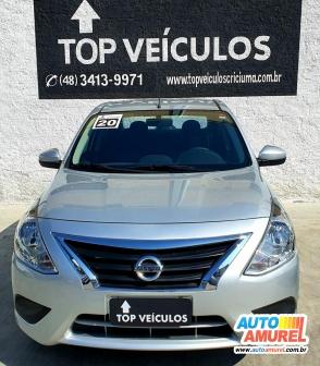 Nissan - Versa S 1.6 16V Flex Fuel