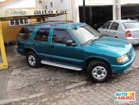 Chevrolet - S10 Blazer Std. 2.2 MPFI