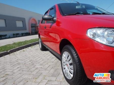 Fiat - Palio ELX 1.4 mpi Fire Flex 8V 4p