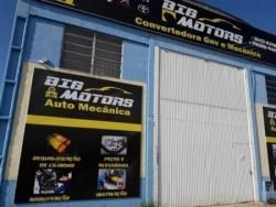 Big Motors Convertedora de GNV e Mecância